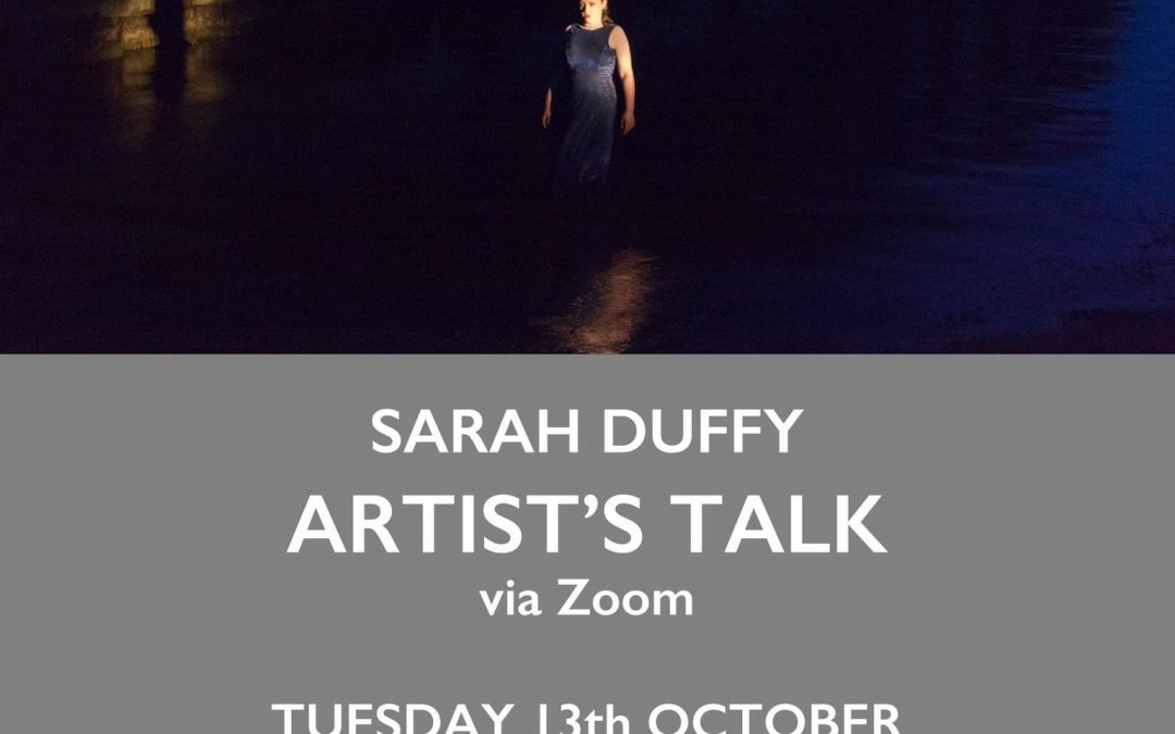 Sarah Duffy Artist Talk